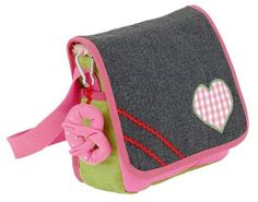 DECOILUZION - Bolso para niñas Octoberfest Fabric Bags, Girls Bags, Gym Bag, Sunglasses Case, Little Girls, Coin Purse, Wallet, Purses, Sewing