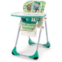 Καρέκλες Φαγητού : CHICCO Polly Double Phase Greenland 03