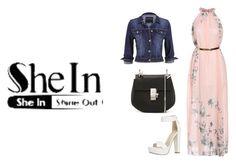"""Sheinside contest"" by fashion-cdlii on Polyvore"
