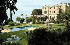 Grand Hotel A Villa Feltrinelli Gargnano