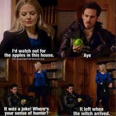 Emma & Hook ~ Once Upon a Time