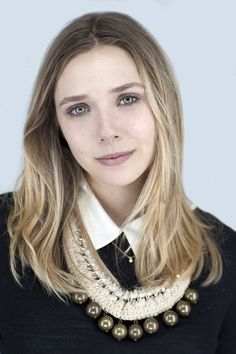 Elizabeth Olsen ♦ by Jeff Vespa for Self Assignment 2012