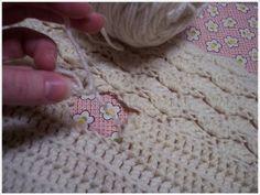 How To Repair a Crocheted Blanket | AllFreeCrochetAfghanPatterns.com