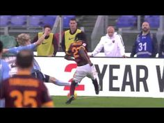 Roma - Lazio 2-0 - Matchday 12 - ENG - Serie A TIM 2015/16 - YouTube