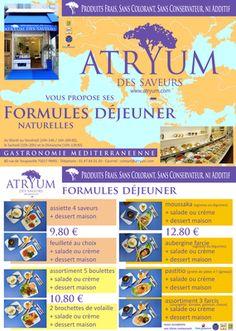 Atryum des saveurs  80 Rue de Tocqueville, 75017 Paris 01 47 64 01 30