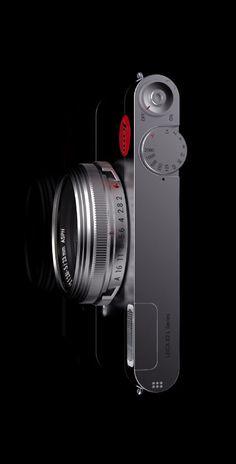 Industrial Design Trends and Inspiration - leManoosh Leica Camera, Nikon Dslr, Camera Gear, Camera Watch, Film Camera, Old Cameras, Vintage Cameras, Canon Cameras, Internet Of Things