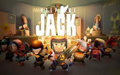 Help Me Jack:il nuovo gioco arcade che ha conquistato il popolo di android #android #helpmejack #playstore