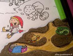 Kolmas luukku - Tarinatadin joulukalenteri