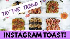Epic Avocado Toast, Dessert Toast and Breakfast Toast! Try the Trend!    Best avocado toast ever!