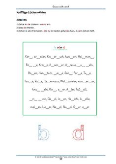 herunterladen ~ ausdrucken ~ lernen