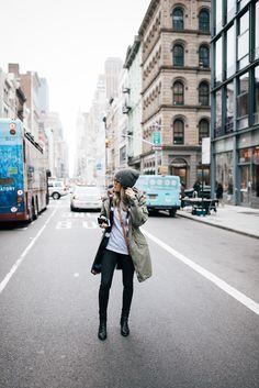 New York City - Styled Avenue