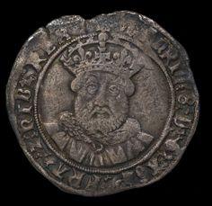 HENRY VIII (1509 - 1547) TESTOON
