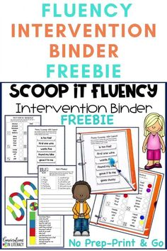 FREE Fluency Passages activities for fun learning in the first grade, second grade and third grade classroom. Free teaching ideas for games, printables and alternatives to worksheets for your struggling readers and elementary students. #phonics #decoding #fluency #comprehension #readinginterventions #guidedreading #conversationsinliteracy