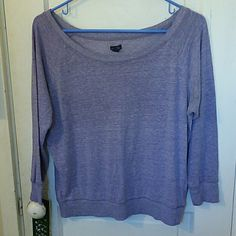 Selling this American Eagle Lavender Heathered Sweater size Sm in my Poshmark closet! My username is: emeraudelavie. #shopmycloset #poshmark #fashion #shopping #style #forsale #American Eagle Outfitters #Sweaters