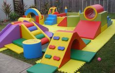Backyard toys for 4 Year Old . Backyard toys for 4 Year Old . the Best Gifts for 4 Year Olds Backyard Jungle Gym, Backyard Toys, Backyard For Kids, Backyard Slide, Indoor Jungle Gym, Backyard Playset, Soft Play Area, Kids Play Area, Daycare Design