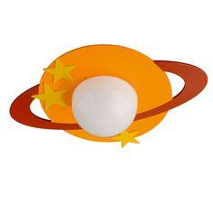 Cronos (Orange), Ceiling Lights, Globug - Kids & Home Lighting
