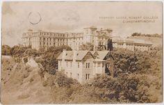 Robert College. currently Bogazici Uni