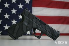 Glock 19 Midnight Veiled Shadow stripe9
