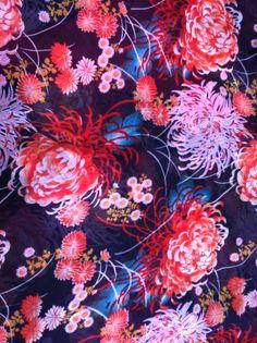 Spider mums-my favorite flower