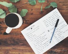 Click through to learn how to start journaing and go beyond just writing about your everyday life, make a list in an inspiration and creative journal
