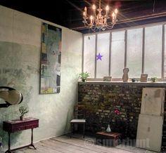 das atelier - großer raum Atelier, Rustic