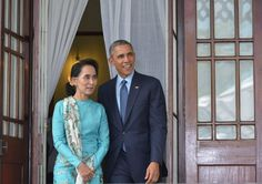 5 Things To Know About Aung San Suu Kyi's Upcoming Visit to Washington