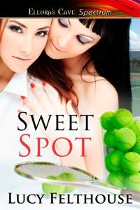 Sweet Spot is highlighted in the All Romance eBooks newsletter!