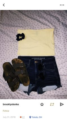 Cute Outfits For School, Cute Casual Outfits, Cute Summer Outfits, Simple Outfits, Outfits For Teens, Hipster Outfits, Stylish Outfits, Spring Outfits, Birkenstock