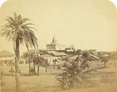 Mahalaxmi Temple in 1855