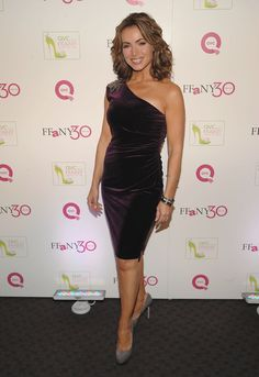 """Lisa Robertson attends """"FFANY Shoes on Sale"""" Benefit for Breast Cancer Research and Education, presented by QVC at Frederick P. Rose Hall, Jazz at Lincoln Center on October 2010 in New York, New York. Lisa Robertson, Latex Fashion, Emo Fashion, Qvc Hosts, Ming Na Wen, Gareth Pugh, Girl Celebrities, Gillian Anderson, Haute Couture"""