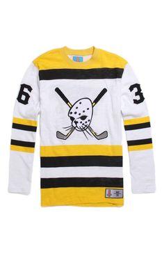 ODD FUTURE LB Hockey Jersey T-Shirt #pacsun