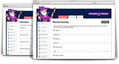 Wizard Panel V1.6 is here! #whmcs http://www.zomex.com/clients/announcements.php?id=168