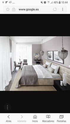 Pintura dormitorios