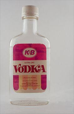 K (not so purple) Purple Vodka