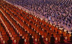 Nirvana: La propagation du Bouddhisme en Asie - L'Œil de la photographie