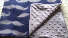Mustaxhe lap blanket 21×27 from junebug Inspirations auction on macaroon bst from Alicia Chastain