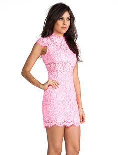 DV by Dolce Vita Behula Dress in Pink from Revolve Clothing