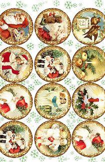 Christmas Journal, Christmas Paper, Christmas Gift Tags, Diy Christmas Ornaments, Xmas Cards, Printable Christmas Decorations, Xmas Decorations, Vintage Christmas Images, Christmas Pictures