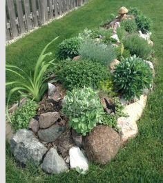 Gardening •~• rock garden