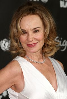 Jessica Lange     I just love her.  American Horror Story was AMAZING!