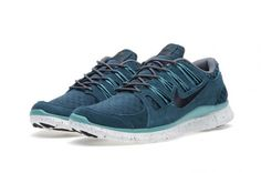 separation shoes 46c29 c4c68 Nike Free 5.0 EXT Woven Mid Turquoise Anthracite Zapatos Masculinos,  Deportes, Ponerse,