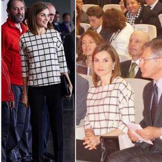 09.05.16 Queen Letizia Attend the Red Cross Day #queenletizia