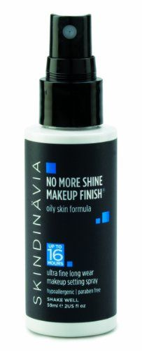 !@Best Buy Skindinavia No More Shine Makeup Finish.   Best under    Price: $19.00    .Check Price >> http://100purecosmetics.us/shop.php?i=B004QLOFT6