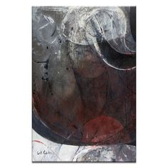 """Artist Lane Leap of Faith by Gill Cohn Framed Painting Print on Wrapped Canvas Size: 60"""" H x 40"""" W x 1.5"""" D"""