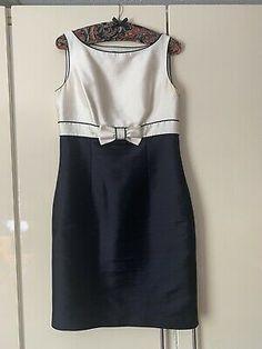 Wool Dress, Silk Dress, Silk Wool, Women Sleeve, Hobbs, Types Of Sleeves, Size 12, Ivory, Two Piece Skirt Set