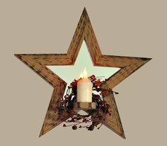 Star Wall Decor collections etc mirrored barn star wall decor trio | star wall