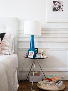 Visite d'un appartement typiquement parisien | Glamour