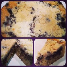 """from my mulberry tree"" coffee cake"
