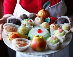 Frutta martorana: sweets from Sicily