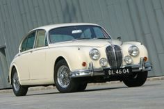 Jaguar MK 2 the Jag that set bar so high for luxury and power.